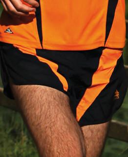 Pantaloncino da gara in tessuto tecnico - uomo - linea NY