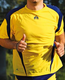 T-shirt da gara in tessuto tecnico - uomo - linea NY
