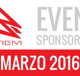 Syprem - Eventi sponsorizzati marzo 2016